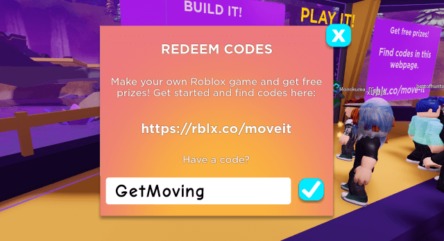 How To Redeem Roblox Island Of Move Codes