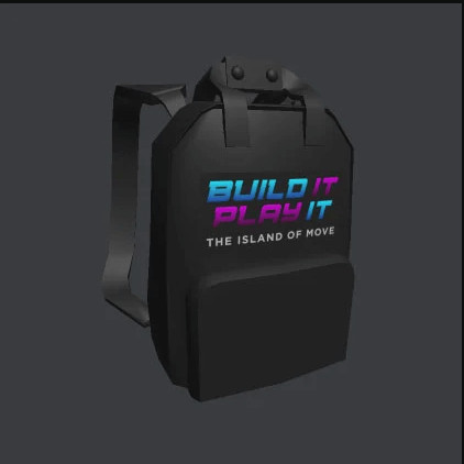Roblox-Built-It-Backpack