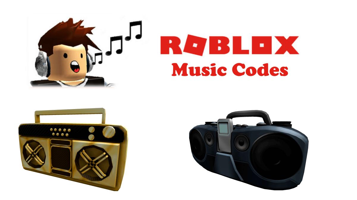 ROBLOX MUSIC CODES