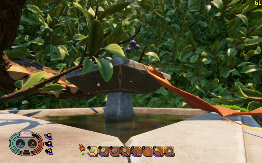 How To reach the Crow's Bath Tub in Grounded