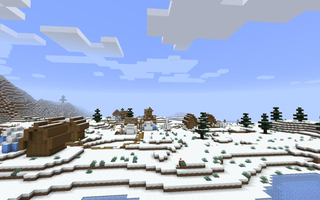 Minecraft-Obsidian-Farm-Seed