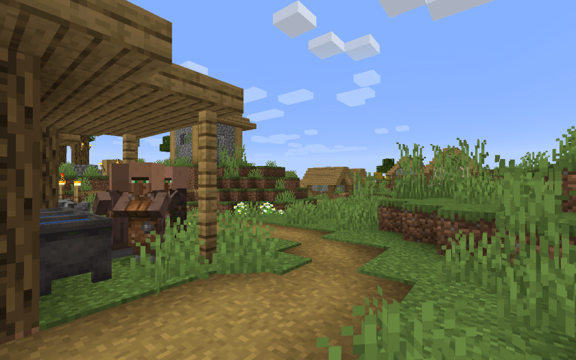 Villages & Blacksmith Seed