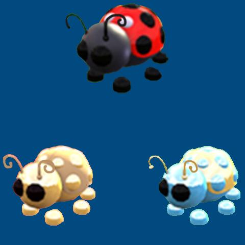 Adopt Me Ladybug Pet