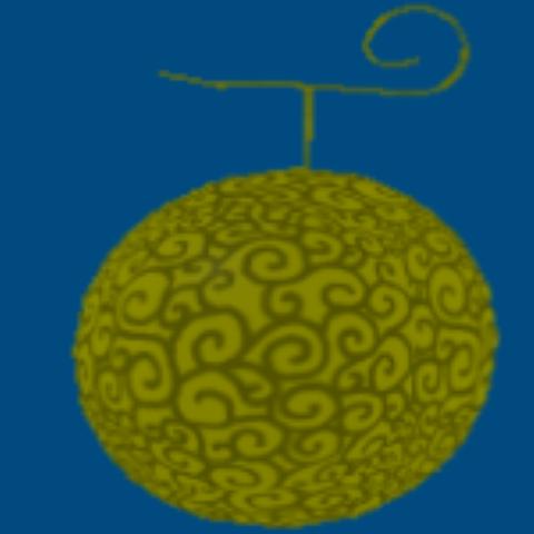 King Piece Human Buddha Fruit