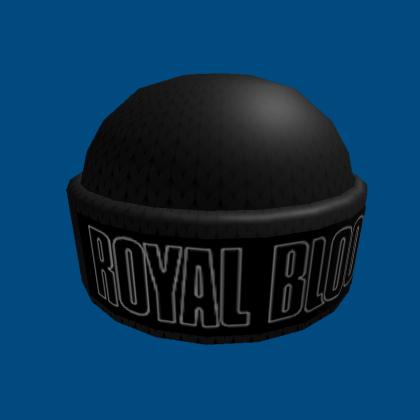 Royal Blood Beanie