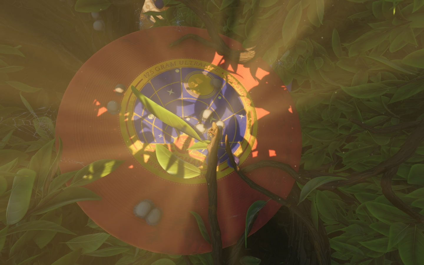 The Flingman Flying Disc in the Grounded game.